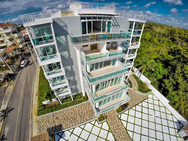 PrettyOceanView Apt.503A - Boca Chica - Appartement
