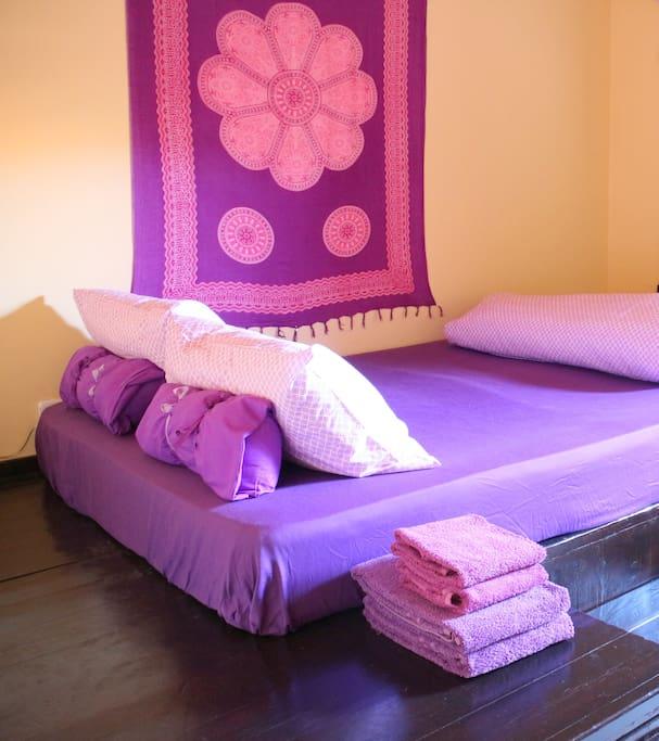 The Purple nest