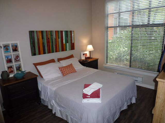 Private Bed/Bath in Pearl District Gem - Portland - Pis