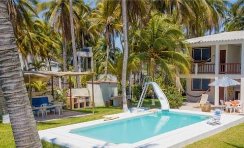 """Casa en Costa Del Sol frente al Mar: """"MaryConcha""""."""
