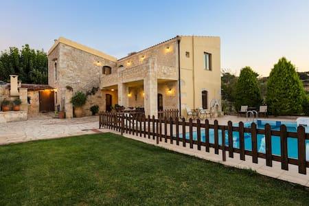 Villa Satra, Pool&Vegetable Garden! - Rethimnon