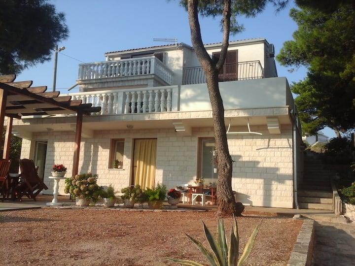 Apartments Silva on the Island of Ciovo