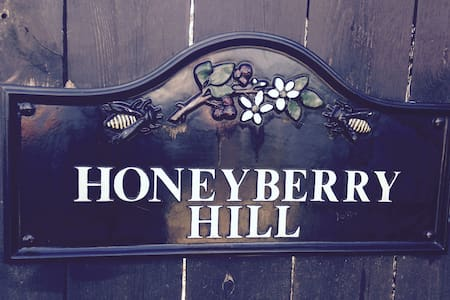 "Honeyberry Hill, ""The Retreat"" - Ithaca - Bed & Breakfast"
