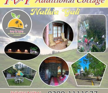 Additional cottage nathiagali 3 bedrooms