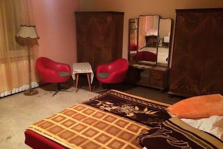 Egyszerű családi hangulatú szoba - Szilvásvárad