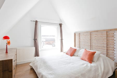 Cosy and Bright flat with parking! - Kingston upon Thames