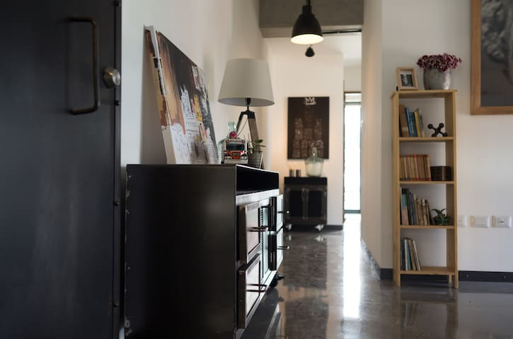 New! two bedroom appartament in trendy Zona4 - Guatemala City