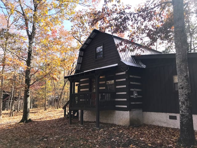 Singing Pines Cabin in Mentone