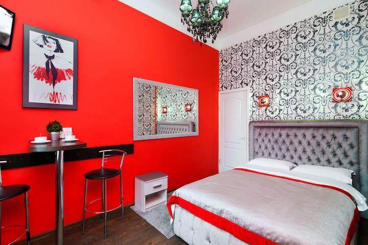 Small romantic apartments Renata
