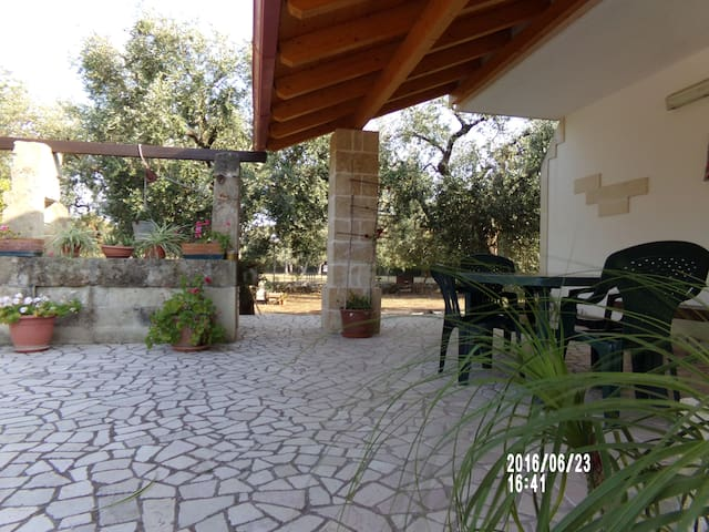 TORRE DELL'ORSO olive trees house - Torre Dell'orso - วิลล่า