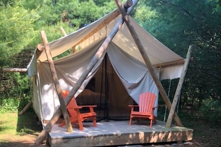 Homegrown Hideaway - Wooded Oasis
