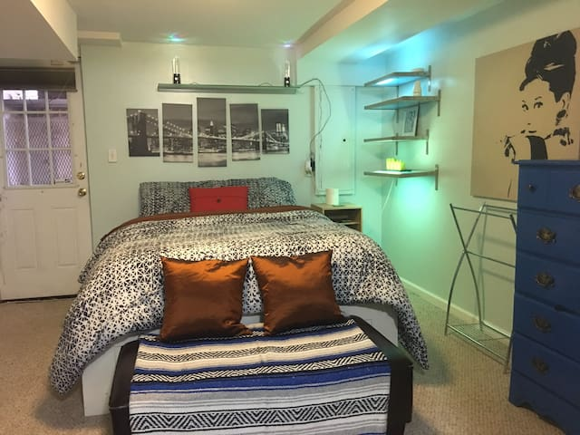 Private And Cozy Downstairs Basement Apartment