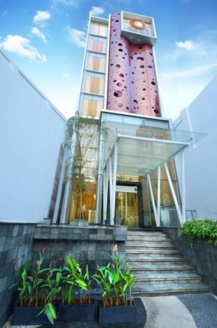 Clay Hotel Jakarta - Deluxe Room