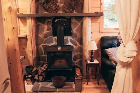 E.O. Wilson's Cozy Cabin by the River