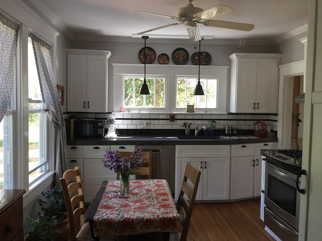 Vintage style 1920's home.  (entire house)