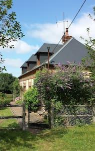 La Maison dans la prairie au cœur de la Normandie