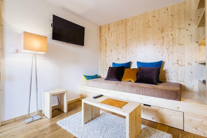 Ferme des Colieuvres-Stangenplatz - Lièpvre - Apartamento