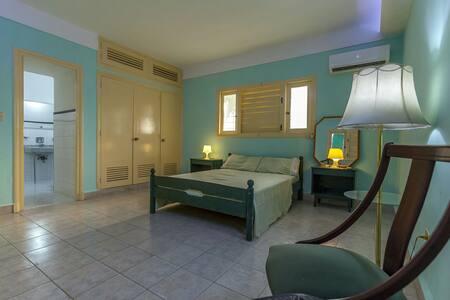 Habitación Verde - Punta Brava