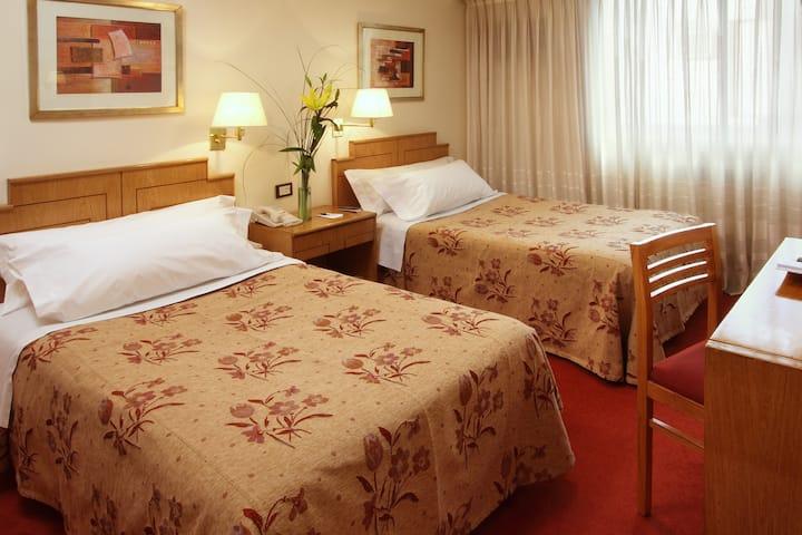 Habitación Classic con 2 camas Twin