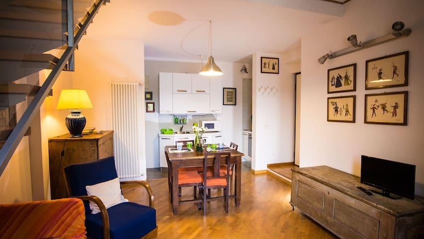 appartamento nel verde, Casa Vittoria