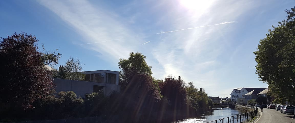 Single room in house on the canal, Galway City - Galway - Rumah