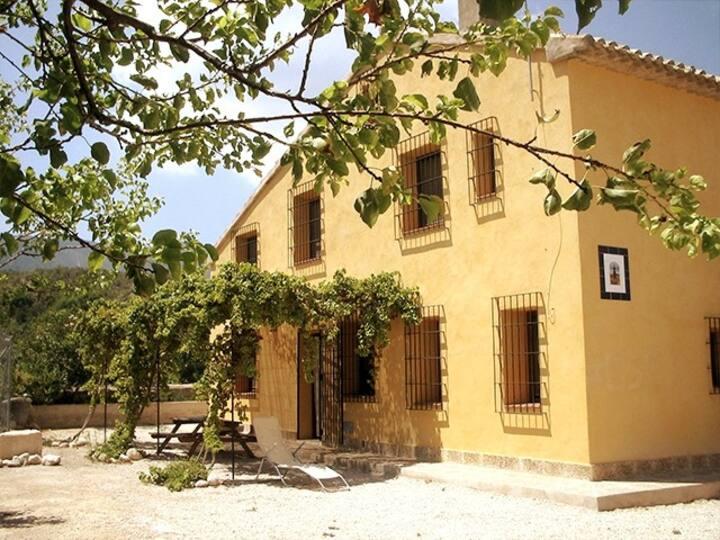 Casa Joselito. Complejo Rural Finca el Campillo