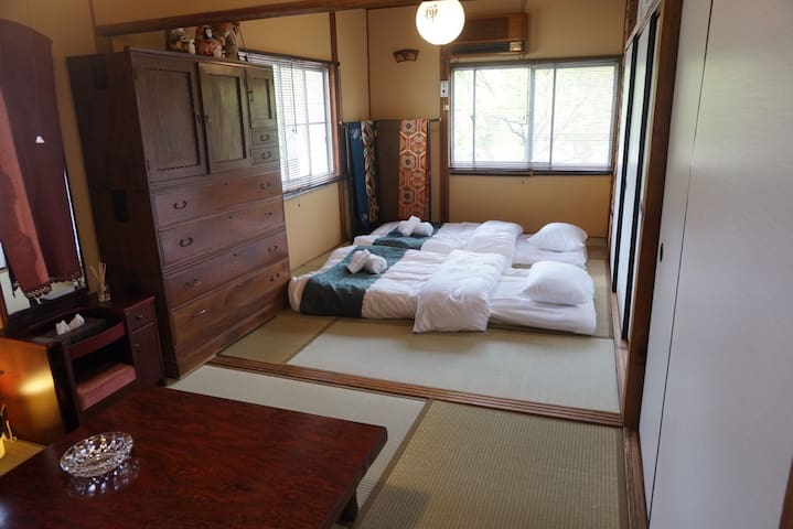 11☆Lucky Okonomiyaki! Traditional House Peace Park - Naka-ku, Hiroshima-shi - Rumah
