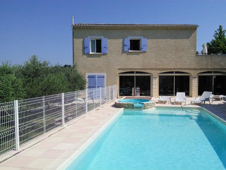 Maison au calme proche des Gorges de l'Ardèche