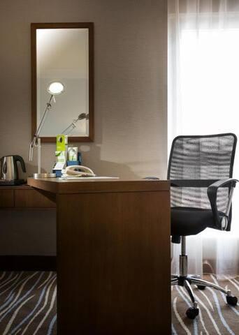 Room Desk space