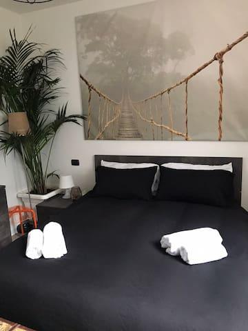 letto comodo e spazioso