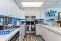 Sea Gate 810 - Kitchen
