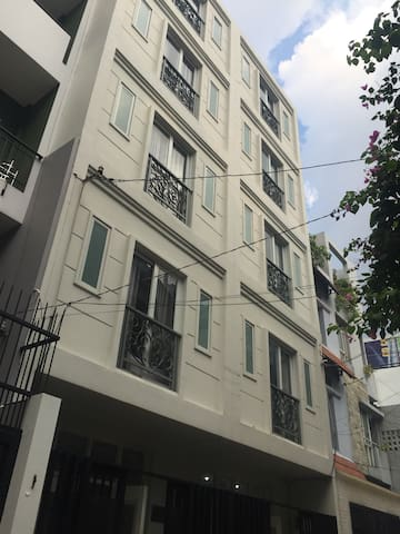 HO CHI MINH NF GROUP APARTMENT