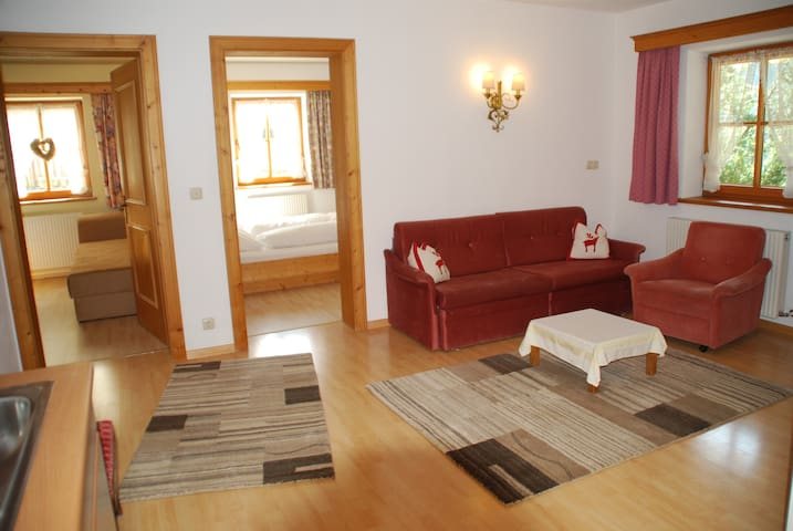 Cozy Apartment for 4-5 near Arlberg