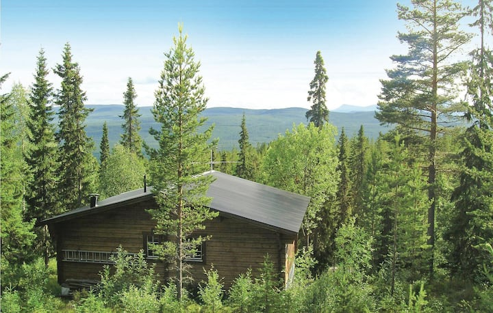 Nice home in Vemdalen with Sauna and 2 Bedrooms