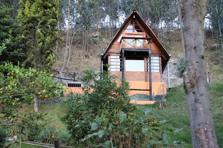 Tuwa Shima Mountainside Cabin