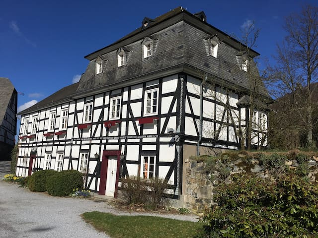 Guesthouse of Bruchhausen Castle - Olsberg - Casa