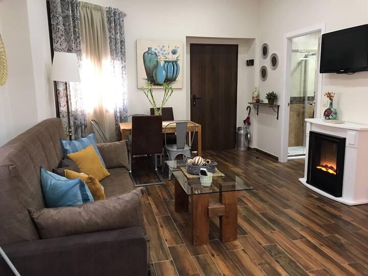 Apartamento en el centro de Candeleda