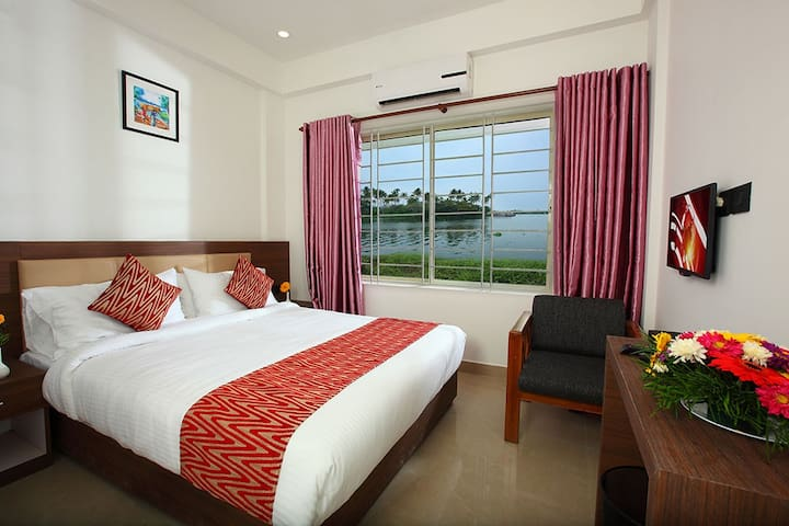 Trium Resorts (Alleppey) - Alappuzha - Appartement