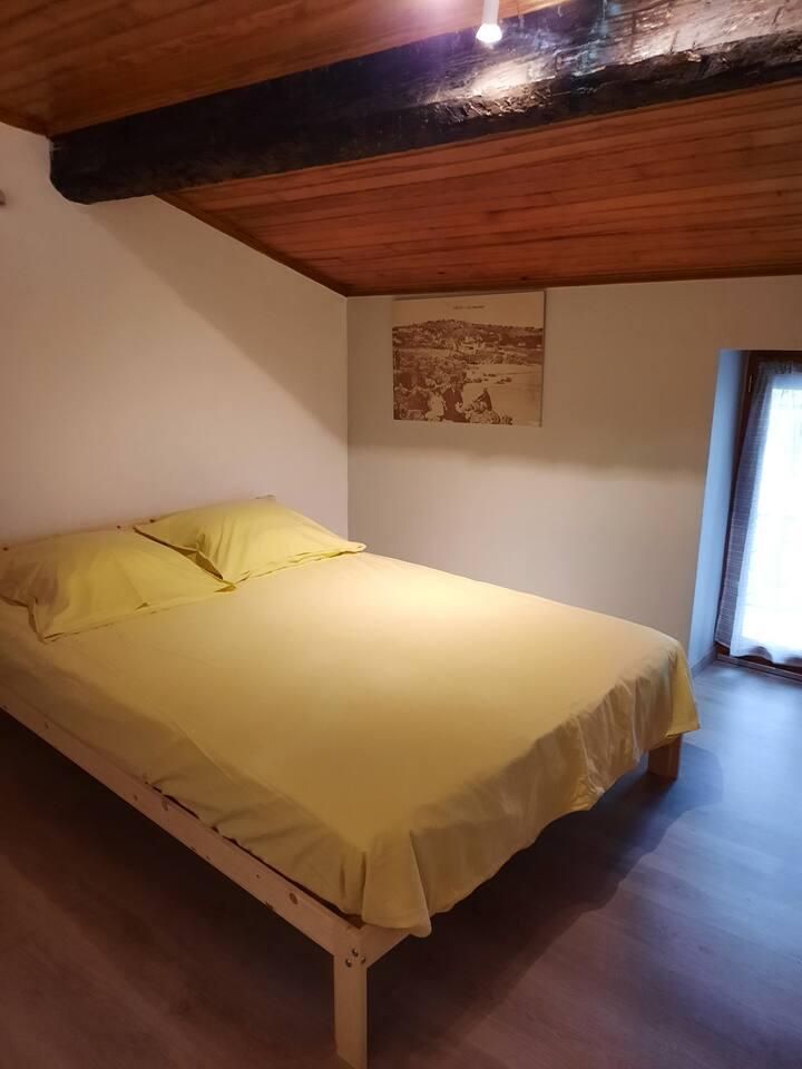 Chambre agréable et cosy