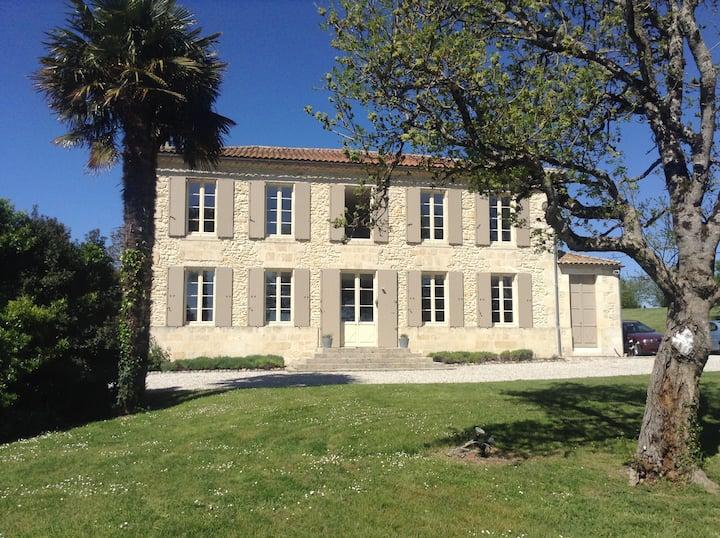 Maison charmante entre Gironde et Océan