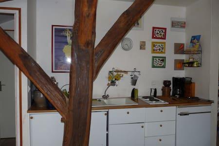 logement independant au calme - Champigneul-sur-Vence - Rumah