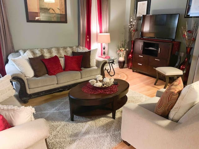 Beautiful & Cozy Apartment Home in Downtown GR