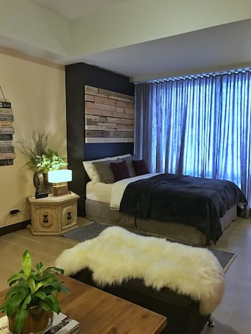 Charming studio in Makati CBD