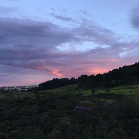 Ap da Montanha vista Linda - Poços de Caldas - Apartamento