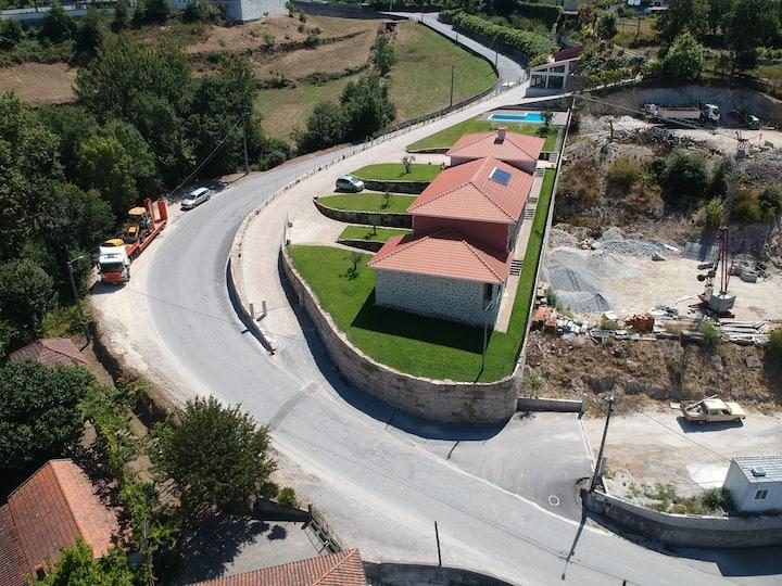 Casa dos Codessos - Entre o Alvão e o Barroso - Q3