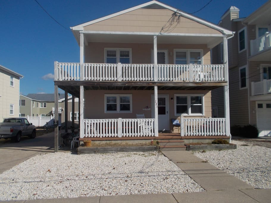 South Jersey Shore House - Houses for Rent in Sea Isle ...