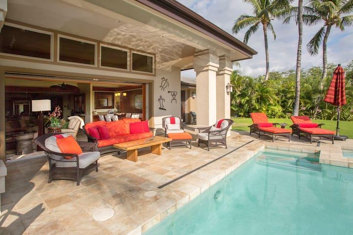 The Honu Villa at The Villages at Mauna Lani