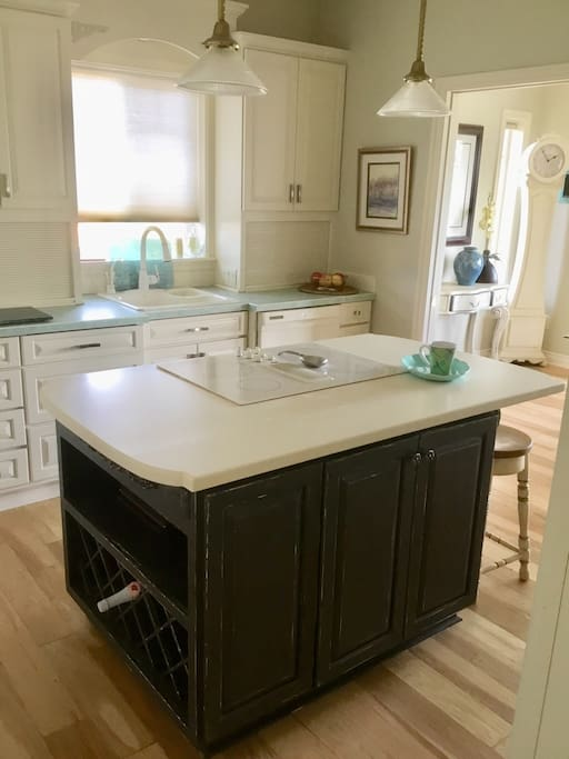 Kitchen fully furnished