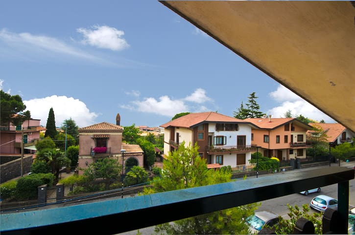 Lovely serviced apartment Nicolosi Etna - Nicolosi - Appartement