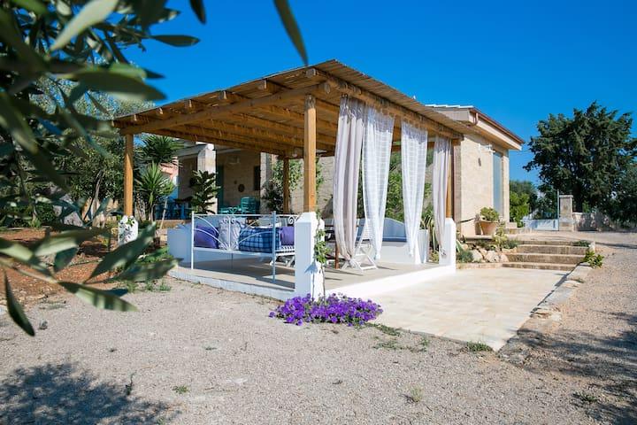VILLA VALERIA - LUNA LIT.GALLIPOLI - Taviano - House